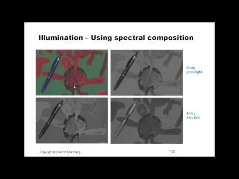Machine Vision - Camera and Illumination