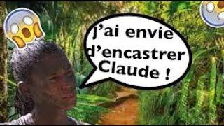 Ines  et Claude s'embrouille -Koh Lanta 2020