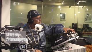 Dj Kayslay Interviews Raekwon the Chef at Shade45  SiriusXM