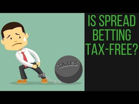 Lesson 7:  Taxes in Spread Betting