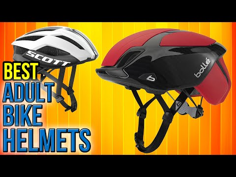 10 Best Adult Bike Helmets 2017