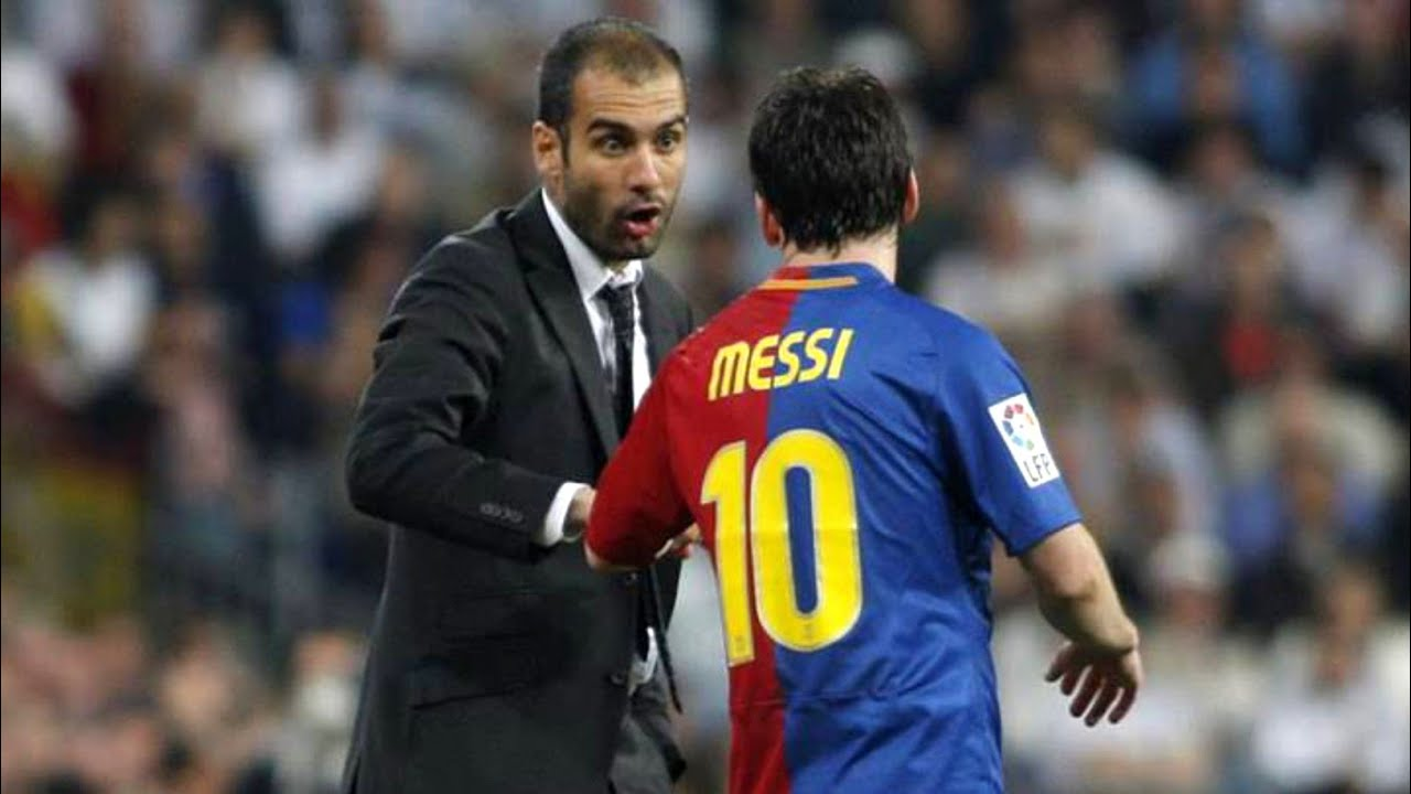 7 Times BARCA and Messi Destroyed a Big Team - With Commentaries