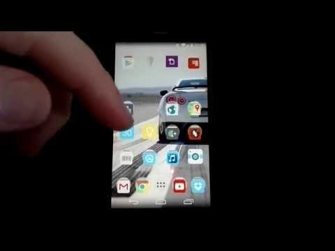 Motorola Moto G 4G - KitKat vs Lollipop Update - Multitasking