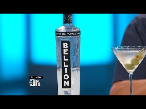 What's the Real Deal: Healthy Vodka?