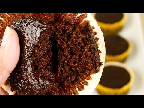 Moist Chocolate Cupcakes Recipe