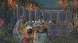 Kase.o / Mazas Y Catapultas / Letra