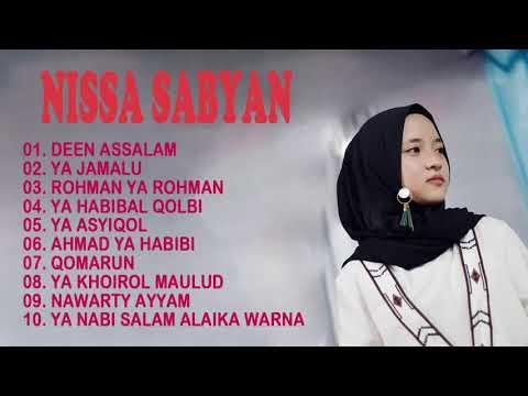 Download Sholawat Deen Assalam Nissa Sabyan [Full Album 2021] MP3 Gratis