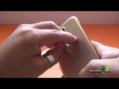 HDC Galaxy S5 G900H Clon Samsung S5 Unboxing en Español