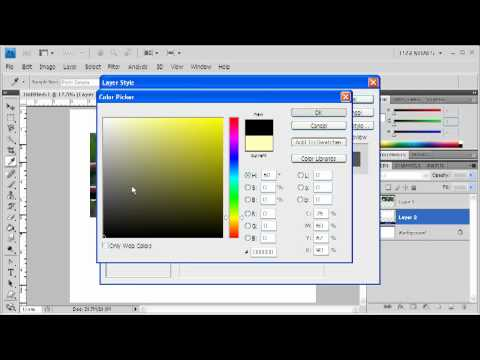 3.3 Creating a One Image Poster Layout: Adobe Photoshop CS4 Video