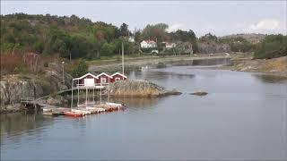 Gothenburg archipelago, Sweden: the islands of Donsö and Styrsö