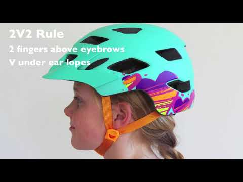 Bike Helmet Fit & Adjustment