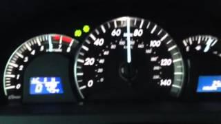 2012 Toyota Camry V6 quarter mile