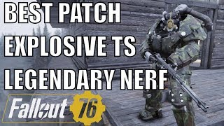 Fallout 76 explosive nerf Videos - 9tube tv