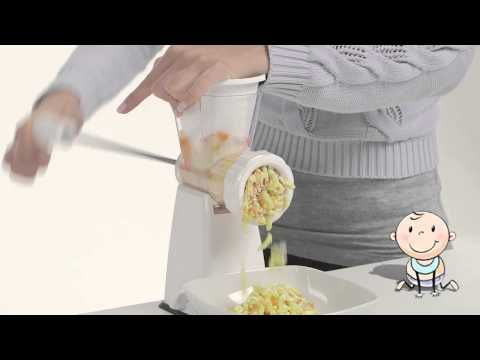 Tartare - Meat mincer & dough shaper