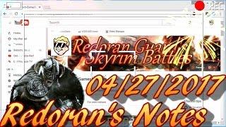 Skyrim Battles - Redoran