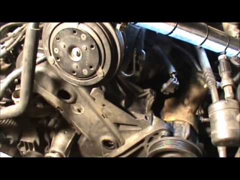 Timing Belt Replacement Pt 2