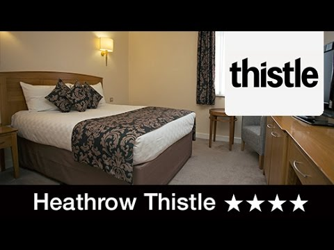 Heathrow Thistle Hotel | Holiday Extras