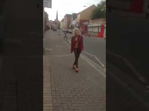 Pissed off british woman song