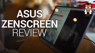Asus ZenScreen Review