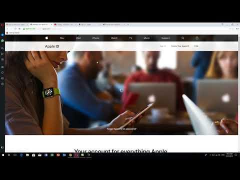 How To Reset Password Apple ID in Computer