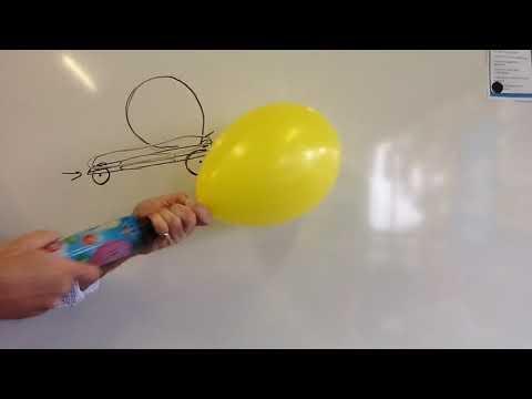Volume of a balloon