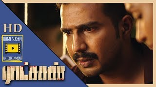 Vishnu Vishal gets suspended | Ratsasan Movie Scenes | Vishnu Vishal tracks down the psycho killer