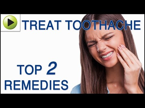 Tooth Ache - Natural Ayurvedic Home Remedies