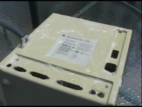 Macintosh Case Restoration