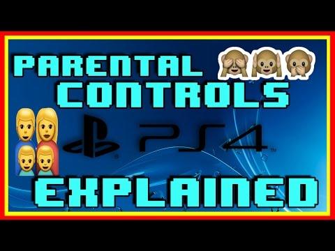 Parental controls: Explained Oct 2016
