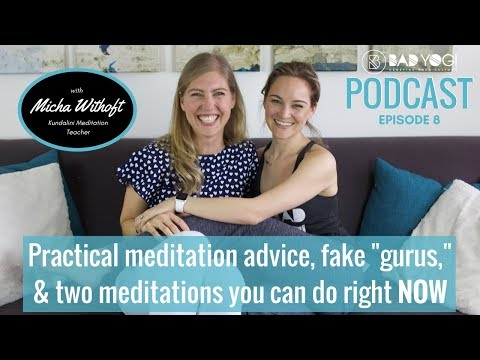 S1E8: An Honest Chat About Meditation: From Practical Tips to Meditation's Dark Side