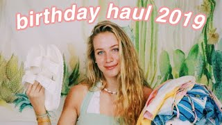 Download 16TH BIRTHDAY HAUL 2019 Video