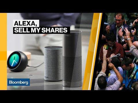 Alexa, Sell My Shares