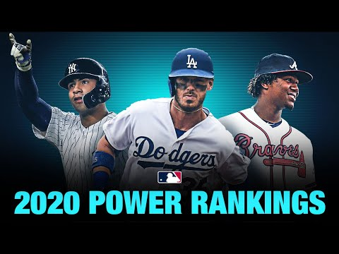 2020 MLB Top 20 Power Rankings (Offseason Edition)   Where did the Yankees, Dodgers end up?
