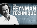 Download  How to Learn Faster with the Feynman Technique (Example Included) MP3,3GP,MP4