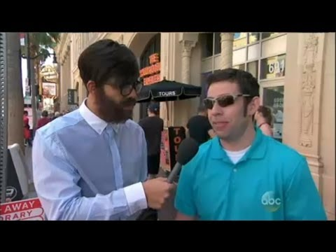 Drake Disguises Himself & Interviews Random People About Himself – And Gets Insulted A Lot! [VIDEO]