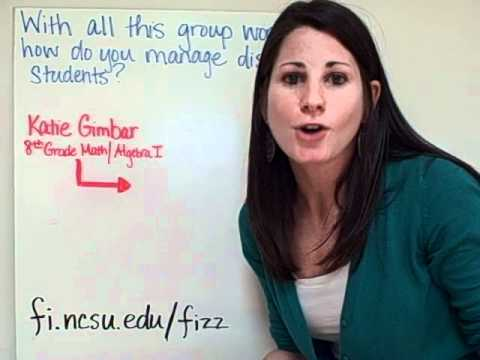 How Do You Manage Disruptive Students? - FAQ - Katie Gimbar's Flipped Classroom