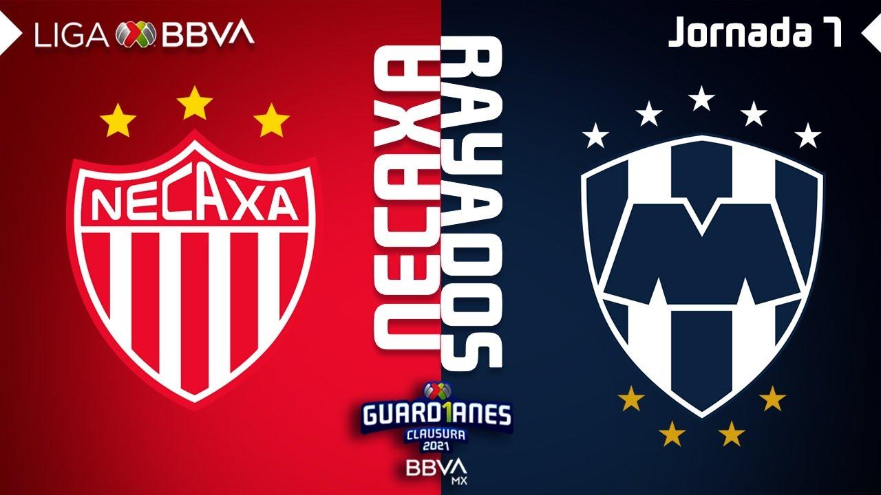 Resumen y Goles | Necaxa vs Rayados | Liga BBVA MX - Guard1anes 2021 - Jornada 7