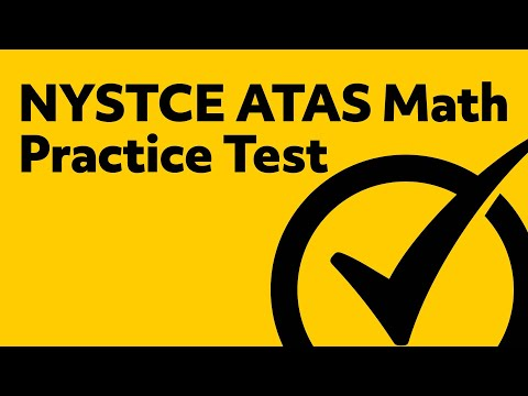 Free NYSTCE Assessment of Teaching Assistant Skills Math Practice Test (095)