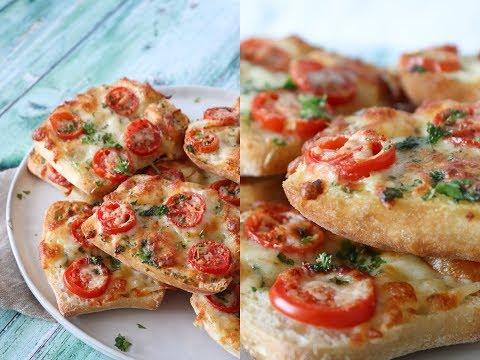 The Best Garlic Bread - Easy Garlic Bread - By One Kitchen