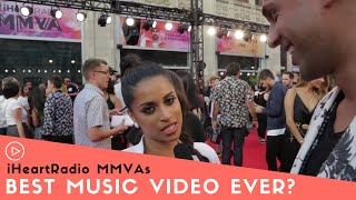 What is the Best Music Video Ever? (2016 iHeart Radio MMVAs)