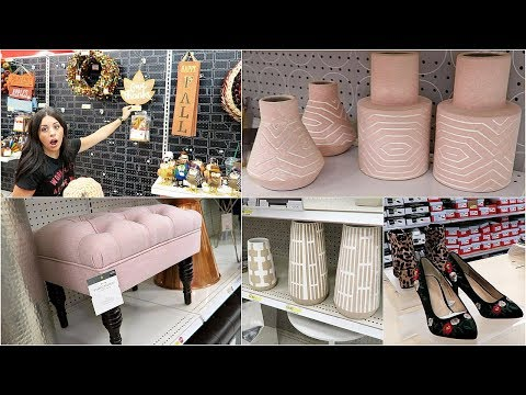 TARGET SHOP WITH ME! FALL 2017! A NEW DAY, PROJECT 62 & GOODFELLOW!
