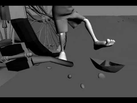 bholu shaking leg