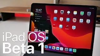 iPadOS 13 Beta 1 - What