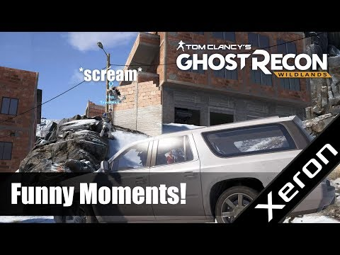 Ghost Recon: Wildlands Funny Moments