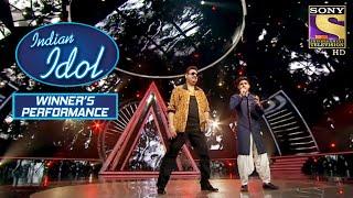 Kumar Sanu के साथ Salman ने दिया एक बेहतरीन Performance | Indian Idol Season 10|Winner