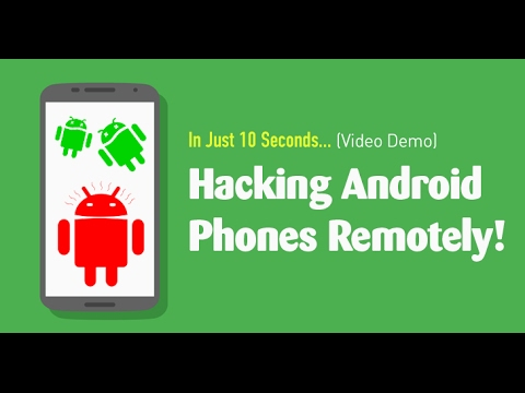 How to Hack Android Mobile   Android Device Hacking 2017   Step to Step Tutorial   English   HD