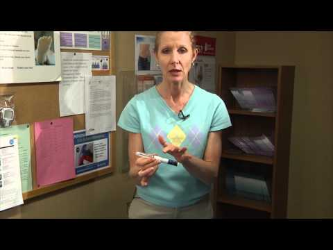 How to Use an Insulin Pen - Mayo Clinic Patient Education