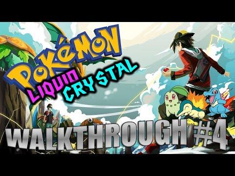 SHINY ZUBAT!!! | Pokémon Liquid Crystal #4