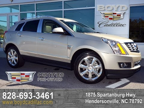 2016 Cadillac SRX Hendersonville NC U7801