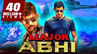 Major Abhi 2019 Tamil Hindi Dubbed Full Movie   Vishal, Samantha